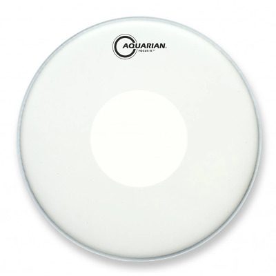 Aquarian Texture Coated Focus-X with Power Dot Snare Heads