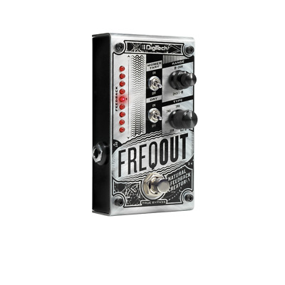 DigiTech FreqOut Natural Feedback Creator Pedal • 139.49£