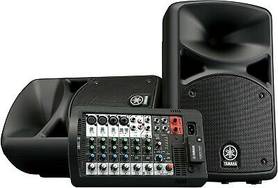 Yamaha Stagepas 400bt Portable PA System • 340.50£
