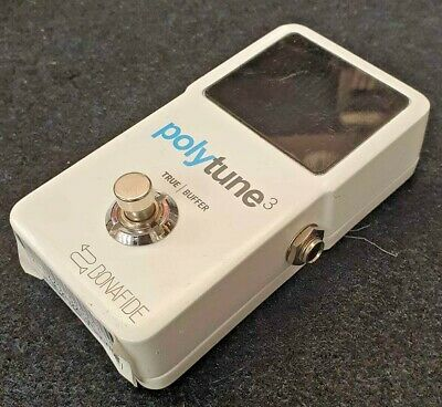 TC Electronic Polytune 3 Tuner Pedal - FOR SPARES OR REPAIR