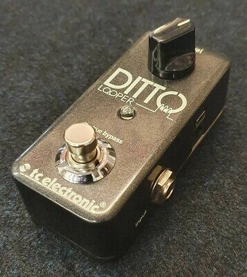 TC Electronic Ditto Looper Mini Pedal - FOR SPARES OR REPAIR • 25£