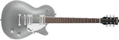 Gretsch G5426 Electromatic Jet Club Solid Body Silver Sparkle Electric Guitar • 289.43£