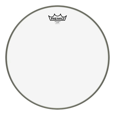 Remo Diplomat Drum Heads - Clear