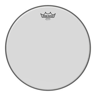Remo Emperor Drum Heads - Smooth White