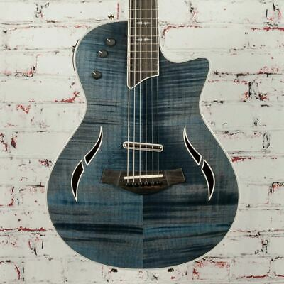 Taylor T5Z Pro Acoustic Electric Hybrid Guitar With Flamed Top In Pacific Blue X • 2,073.83£