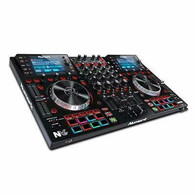 Numark NV II Four Deck DJ Controller For Serato DJ (Included) With Dual High R • 1,034.58£