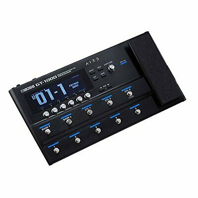 BOSS Guitar Processor GT-1000 Synthesis Modeling & Multi Effects F/S W/Tracking# • 945.74£