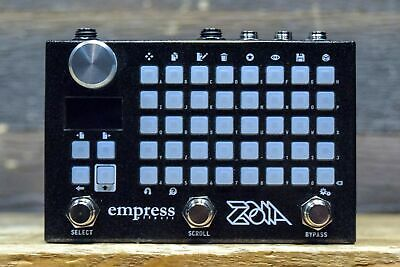 Empress Effects ZOIA - 80+ Modules And Growing Modular Synthesizer Effect Pedal • 356.96£