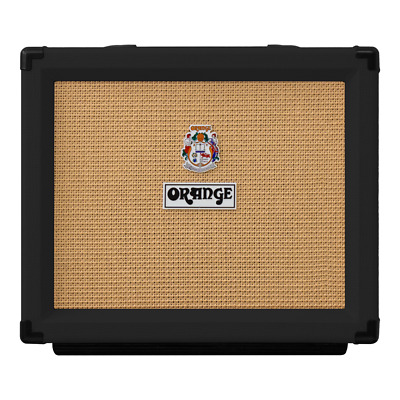 Orange Rocker 15 Combo Valve Guitar Amplifier (Black) • 649£