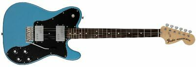 Fender Made in Japan 70s Telecaster Deluxe Electric Guitar With Tremolo - Lak...