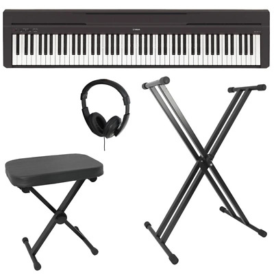 Yamaha P45B Stage Piano Package • 529£
