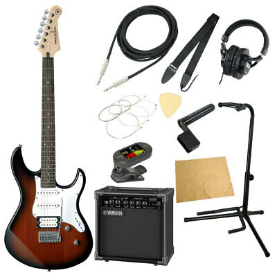 S21351 Yamaha Pacifica112V Ovs Electric Guitar Ga15Ii With Amplifier • 504.97£