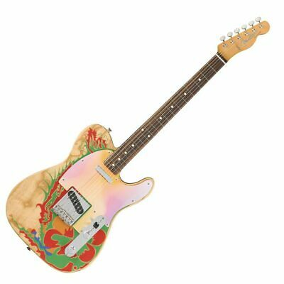 160933 Fender Jimmy Page Telecaster Rw Nat Electric Guitar • 1,851.72£