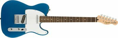 Squier Affinity Telecaster Electric Guitar - Lake Placid Blue