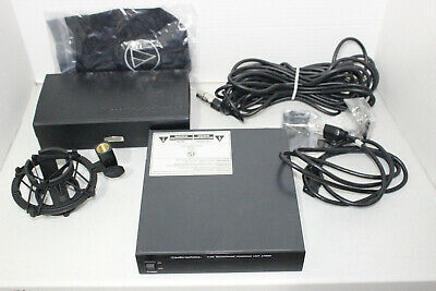 Audio-Technica AT4060 Cardioid Condenser Tube Microphone + AT8560 Power supply