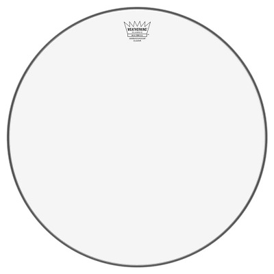 Remo Ambassador Classic Fit Drum Heads - Clear