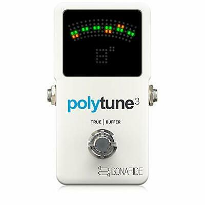 Polytune 3 Ultra Compact Polyphonic Tuner