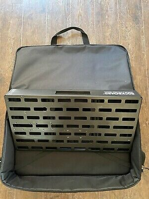 Rockboard Quad 4.2 Pedal board with carry bag