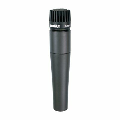 Shure SM57 Legendary Instrument Microphone Unidirectional / Dynamic SM57-LC • 74.19£
