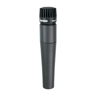 Shure SM57 Legendary Instrument Microphone Unidirectional / Dynamic SM57-LC • 80.14£