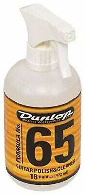 Dunlop 6516 Formula 65 Guitar Polish & Cleaner 16oz. • 15.39£