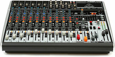 New Behringer XENYX X1832USB Mixer Buy It Now! Make Offer Authorized Dealer! • 391.75£