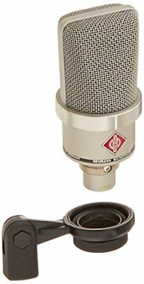 Neumann TLM-102 Large Diaphragm Studio Condenser Microphone (Nickel) NEW! • 511.30£