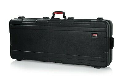 Gator Cases GTSA-KEY61 TSA ATA Molded 61-Note Keyboard Case With Wheels • 277.72£