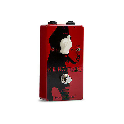 Seymour Duncan Killing Floor High-Gain Boost Booster Guitar Effects Pedal • 116.30£