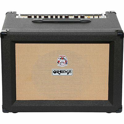 Orange Amplifiers Crush Pro CR60C 60W Guitar Combo Amp Black NEW + FREE 2DAY! • 420.92£
