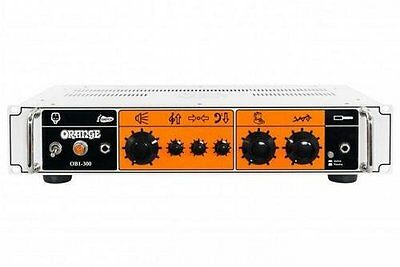 Orange OB1-500 Bass Amp Head - NEW - FREE 2 DAY SHIPPING! • 727.70£