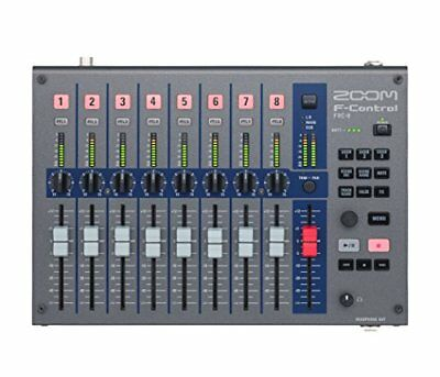 Zoom FRC-8 F-Control Mixing Surface For F8 & F4 - NEW - FREE 2 DAY SHIPPING! • 256£