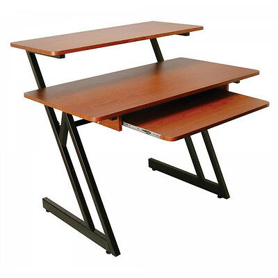 On Stage Wood Workstation WS7500, Rosewood/Black $ • 170.64£