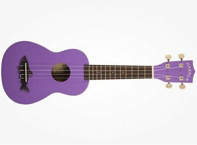 Kala MK-SS/PUR Makala Shark Soprano Ukulele (Sea Urchin Purple) NEW + FREE 2DAY  • 40.44£