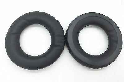 Velour Leather Ear Pads Cushion Cover Beyerdynamic DT 770 880 990 Custom One Pro • 10.99£