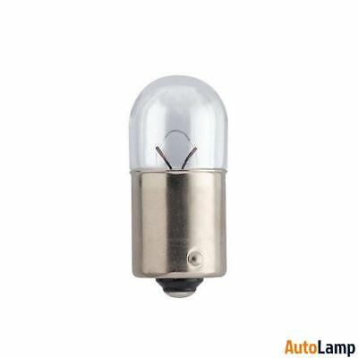 PHILIPS R5W 207 Vision Halogen Bulb 12V 5W BA15s 12821CP Single • 5.54£