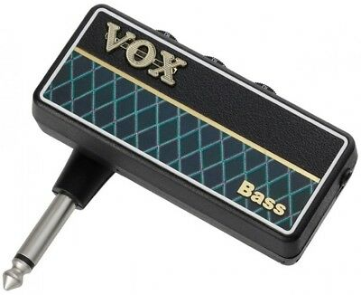 New VOX AP2BS Headphone Bass Guitar Amp AmPlug2 From Japan With Tracking Number • 36.30£