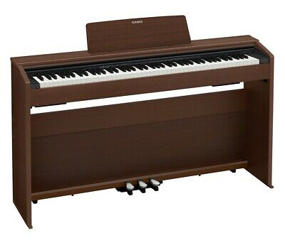 Casio Privia PX-870 Digital Piano - Brown • 711.26£