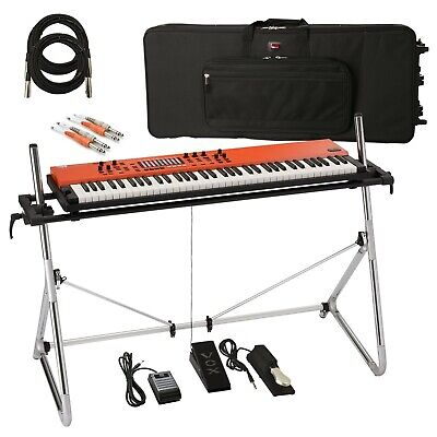 Vox Continental 73 Performance Keyboard STAGE RIG • 1,450.93£