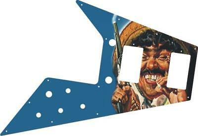 Gibson Flying V Pickguard for '67 Re-Issue Guitar Custom Graphical Bandito