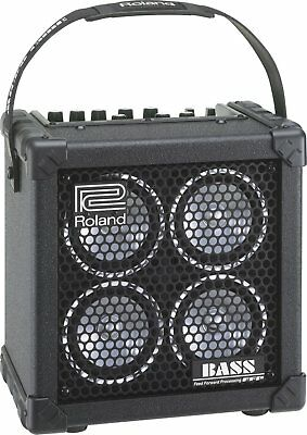 Roland MICRO CB-RX Micro Cube Bass RX Battery-Powered Combo Amp FREE 2DAY • 228.66£