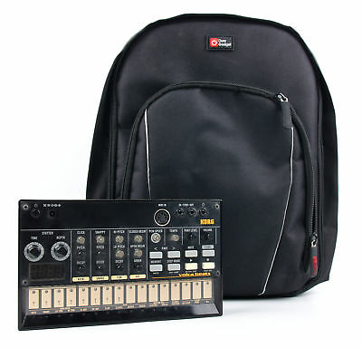 Customizable Padded Backpack For Korg Volca Beats | Bass | Keys Synthesizers • 21.99£
