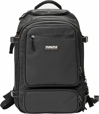 MAGMA Riot DJ Backpack Magma Riot DJ Backpack for Small Controllers