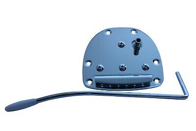 Chrome Jazzmaster Tremolo And Arm Suitable For Fender • 29.99£