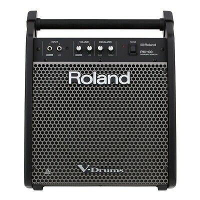 Roland PM-100 V-Drums Personal Drum Monitor Amplifier • 225.05£