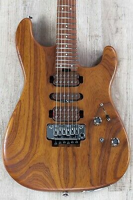 Charvel Guthrie Govan HSH Caramelized Ash Signature Guitar, Roasted Flame Maple • 2,511.31£