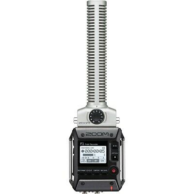 Zoom F1-SP/UK F1 Field Two-channel Audio Recorder With Shotgun Microphone Pack • 222.69£