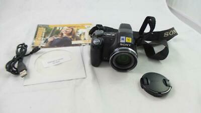 Sony Cybershot DSC-H5 7.2MP Digital Camera 12x Image Stabilized Zoom • 199.99£