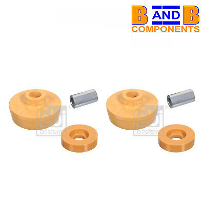 BMW SHOCK TOP MOUNT REPAIR KIT MINI R55 R56 R57 ONE COOPER S REAR X 2 A1465 • 19.50£