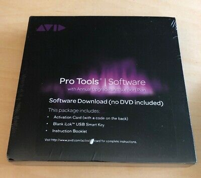 Avid Protools Sofware Annual Upgrade And Support Plan //must Be Student/teacher • 154.32£